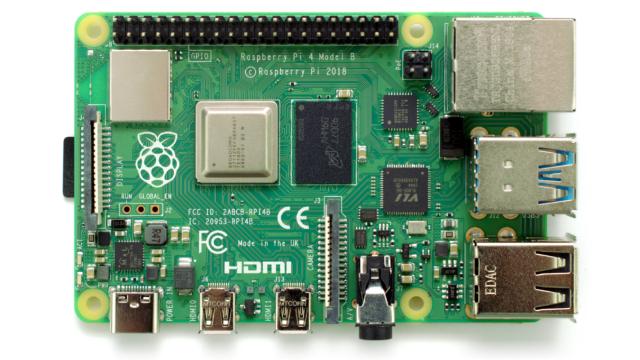 Raspberry Pi 指南
